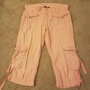 Lucky Brand Womens Capri Crop Pants Size 26